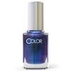 Color Club Rhythm & Blues multichrome nail polish Oil Slick Collection