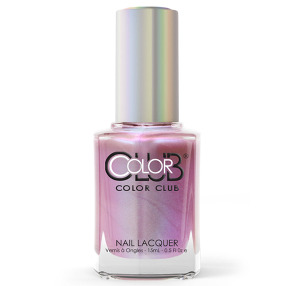 Color Club Smooth Move multichrome nail polish Oil Slick Collection