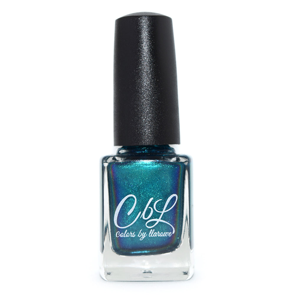 Colors by llarowe The Deep End multichrome nail polish