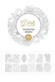 Enchanted Stamping Plate