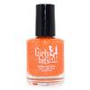 Girly Bits Funky Town orange holographic glitter nail polish