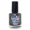 Girly Bits Hookah Smoking Caterpillar multichrome nail polish