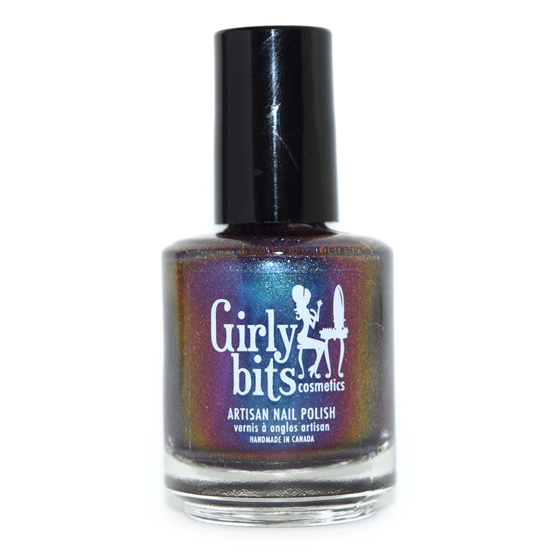 Girly Bits Now & Then multichrome nail polish