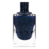 ILNP You Up? deep navy blue holographic nail polish