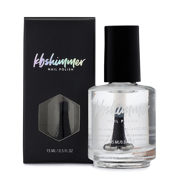 KBShimmer Free & Clear 5-free Quick Dry Top Coat