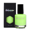 KBShimmer Lime All Right pale green creme nail polish Seas the Day Collection