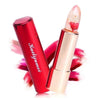 Kailijumei Flame Red Jelly Flower Lipstick