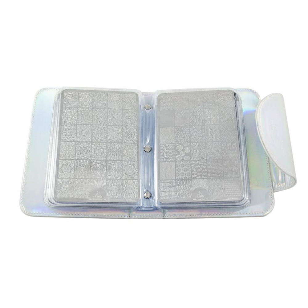 Holo Flip Stamping Plate Organizer