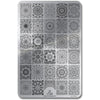 Lina Nail Art Supplies Mad for Mandalas 01 stamping plate