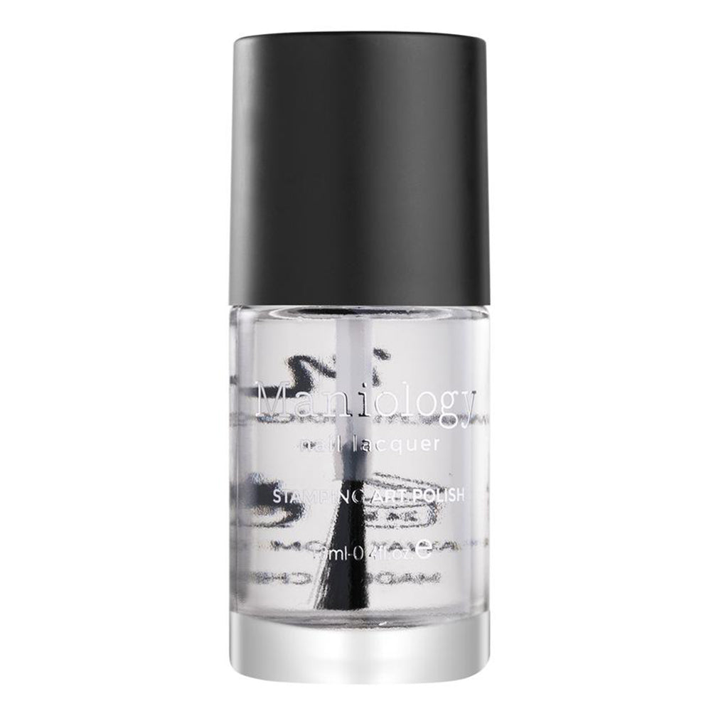 Maniology Smudge-Free Top Coat nail polish