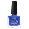 Picture Polish Water Lily blue holographic nail polish