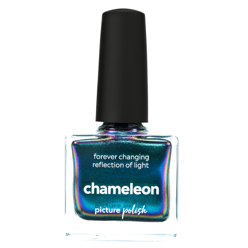 Picture Polish Chameleon multi-colour shifting nail polish multichrome