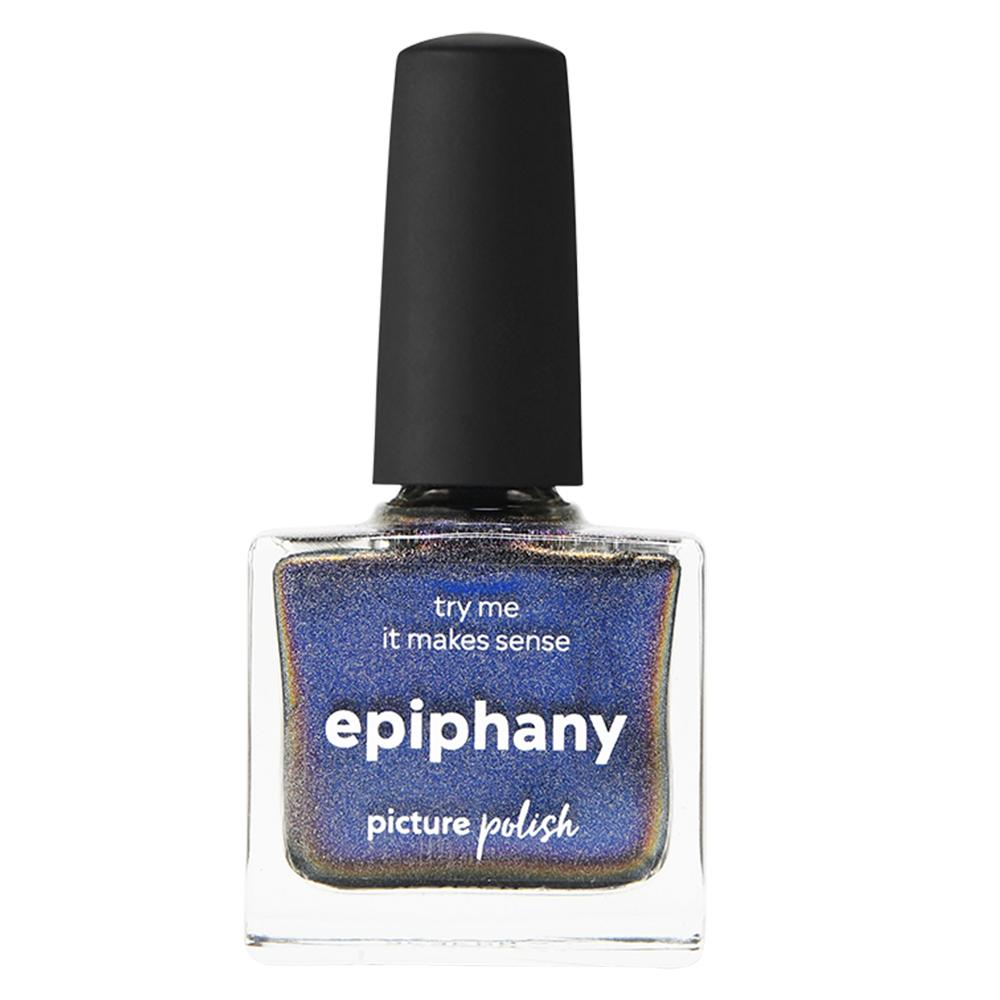 Picture Polish Epiphany holographic multichrome nail polish