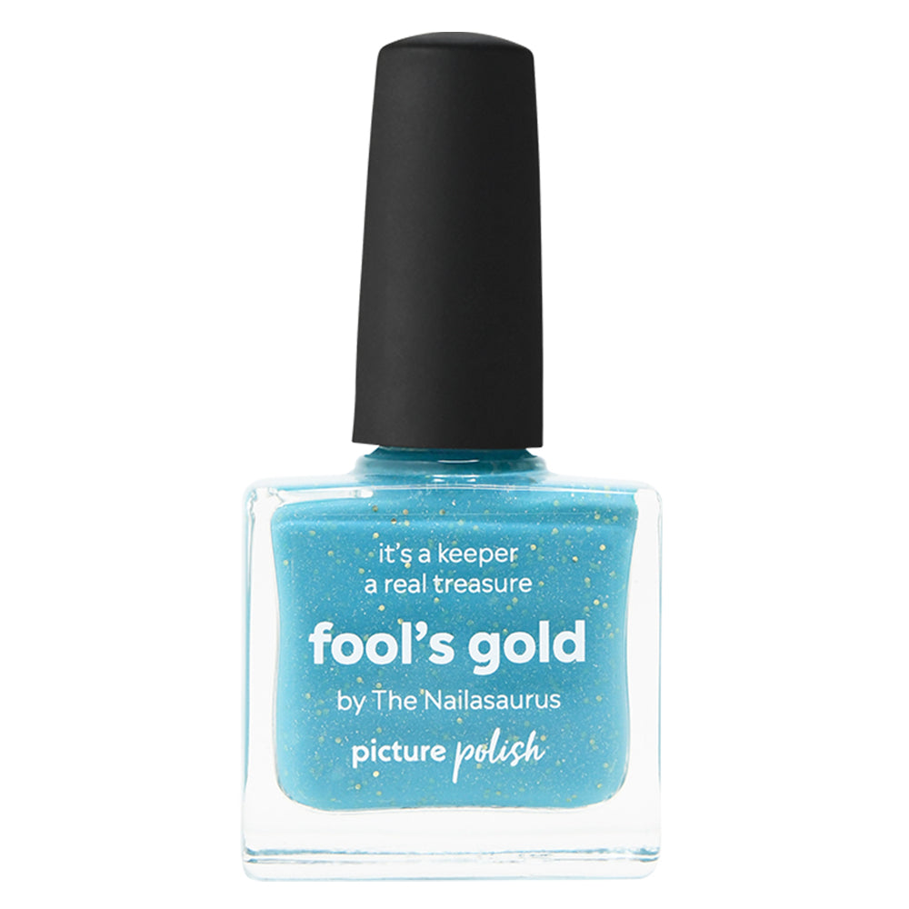 Picture Polish Fool's Gold nail polish