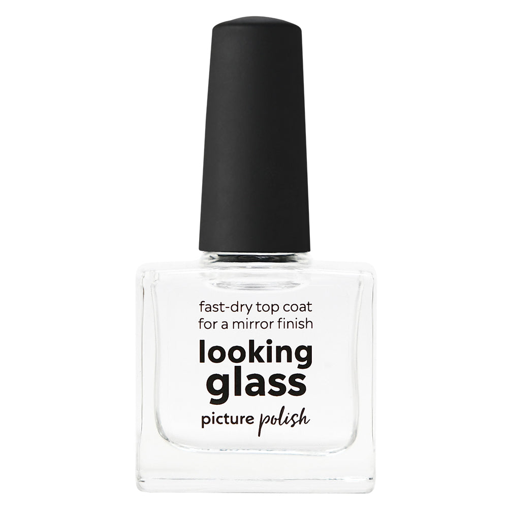 Picture Polish Looking Glass quick dry top coat