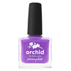 Picture Polish Orchid bright pink/purple jelly scatter holographic nail polish
