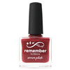 Picture Polish Remember marsala scatter jelly holographic nail polish