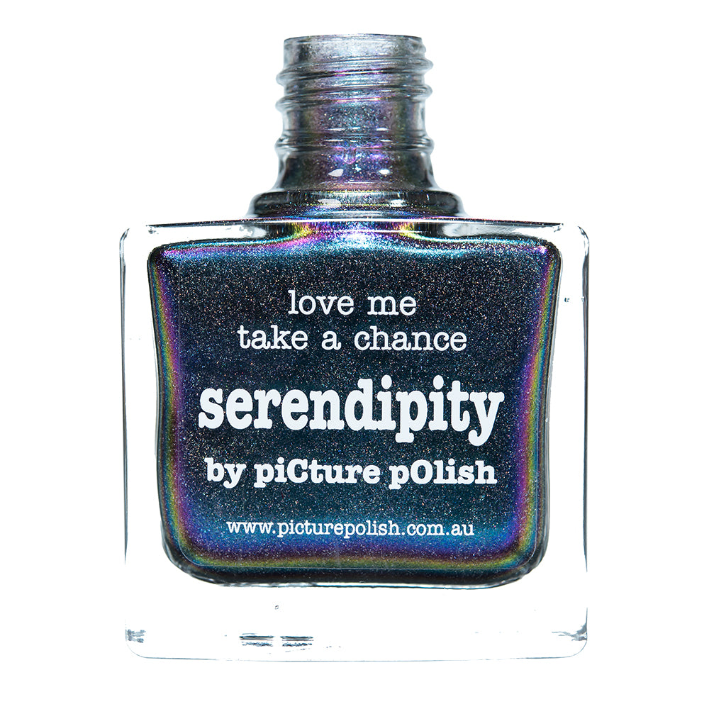 Picture Polish Special Edition Serendipity holographic nail polish