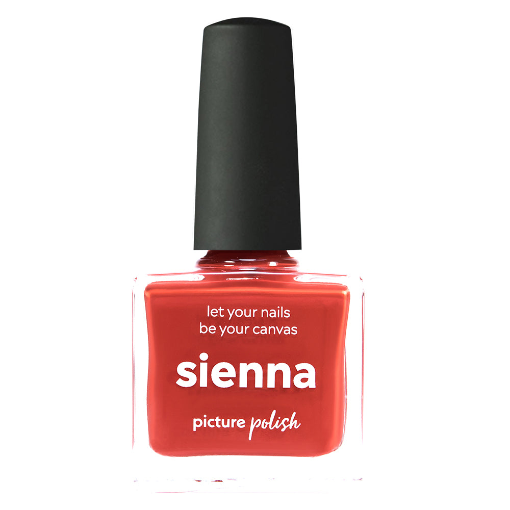 Picture Polish Sienna terracotta creme nail polish