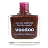 Picture Polish Voodoo russet brown creme nail polish