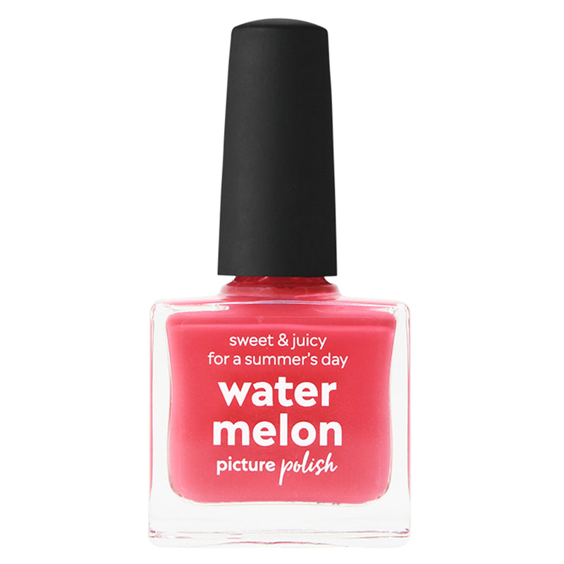 Picture Polish Watermelon pink creme nail polish