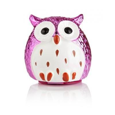 Pink Deluxe Owl Lip Balm