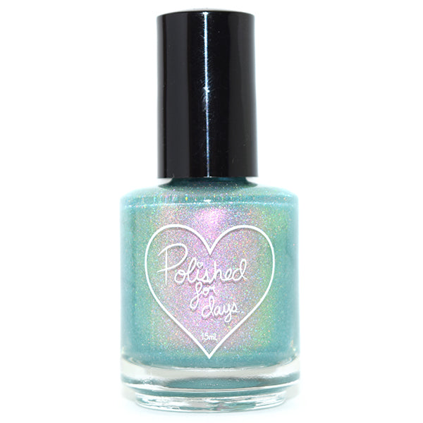 Polished for Days Charm nail polish Enchanted Garden Collection