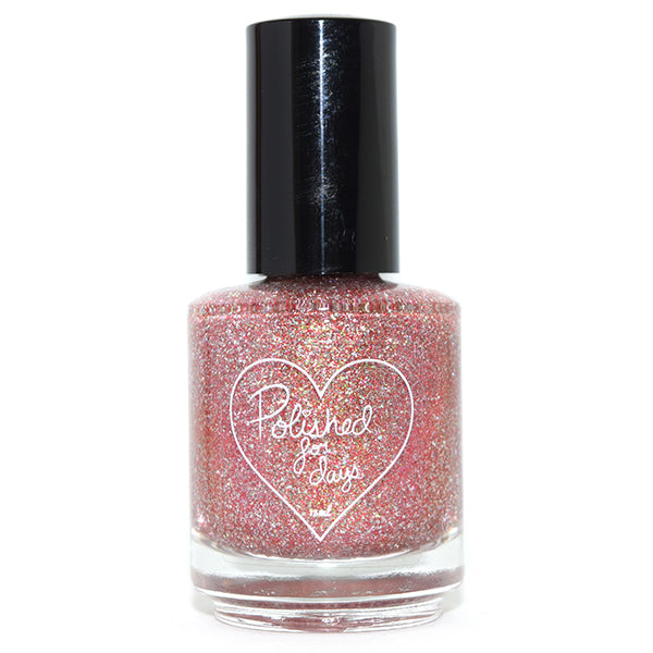 Polished for Days Cupid nail polish