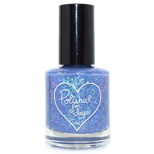 Polished for Days Pegasus nail polish Enchanted Garden Collection