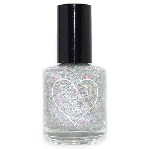 Polished for Days Supernova nail polish topper Intergalactic Topper Collection