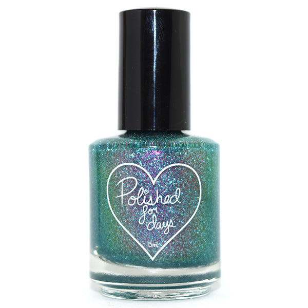 Polished for Days Willow nail polish