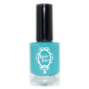 Powder Perfect Bermuda bright teal creme nail polish