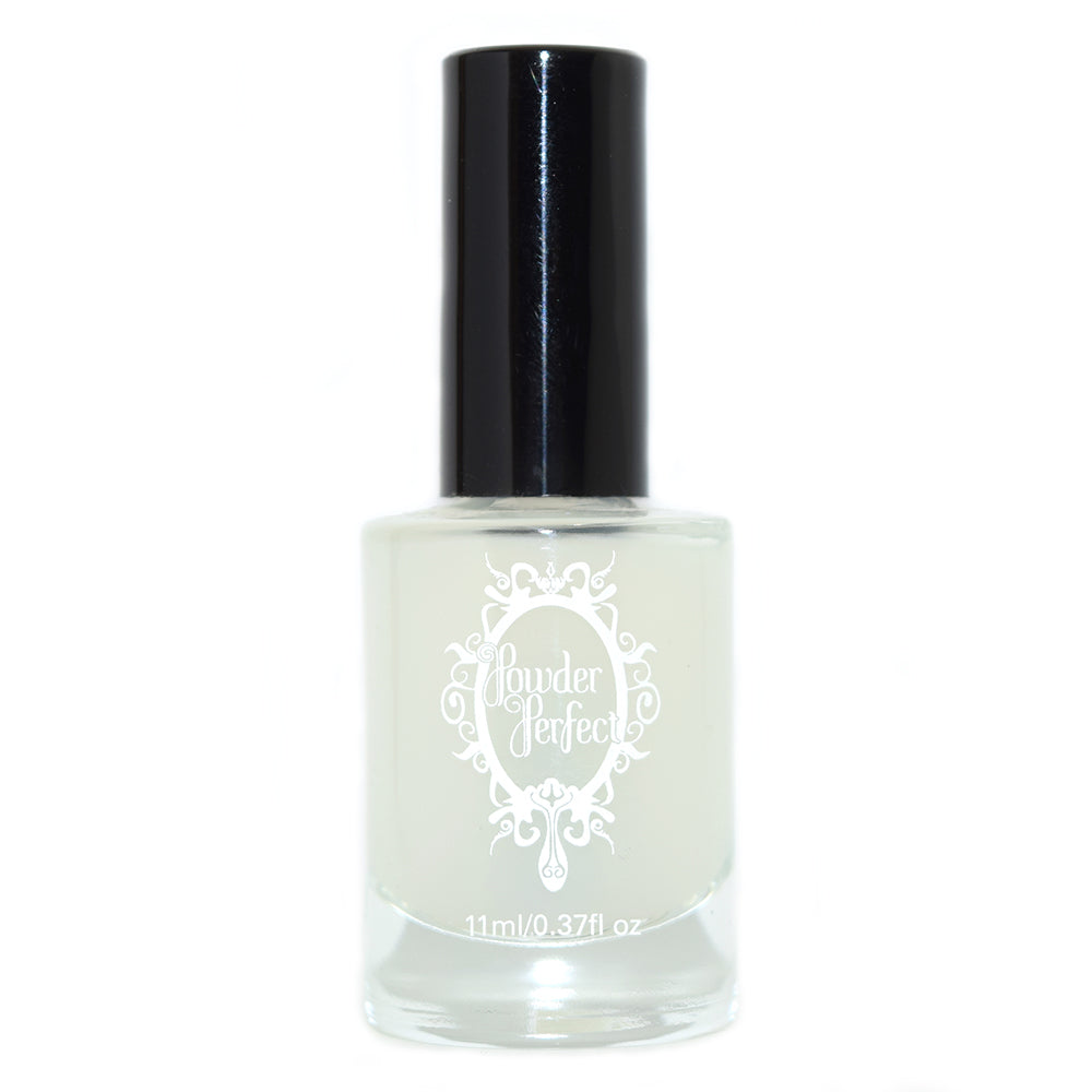 Powder Perfect Mattificent Top Coat matte