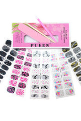 Jeweled Nail Wraps