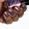 Polished for Days 2020 shimmer nail polish New Years Duo swatch