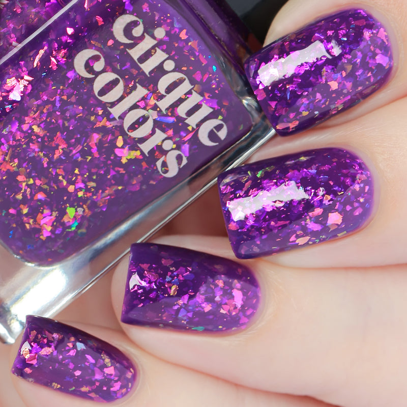 Cirque Colors Juicy Fruit nail polish Candy Coat Collection