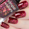 Cirque Colors Snozzberry nail polish Candy Coat Collection
