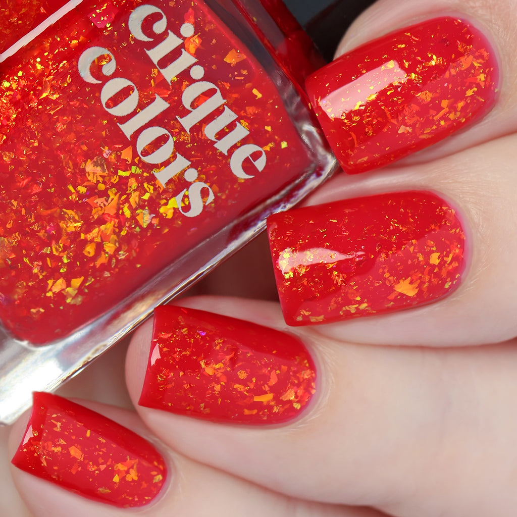 Cirque Colors Tutti Fruity nail polish Candy Coat Collection