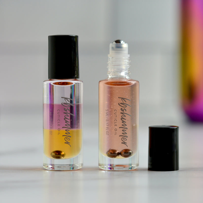 Tri-Level Cuticle Oil