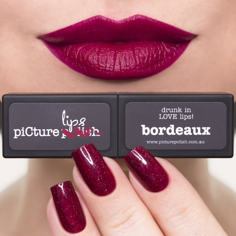 Bordeaux Hydrating Lipstick