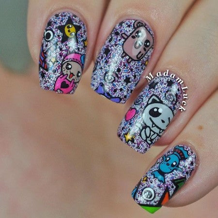 Blogger Collab x Madam Luck Stamping Plate