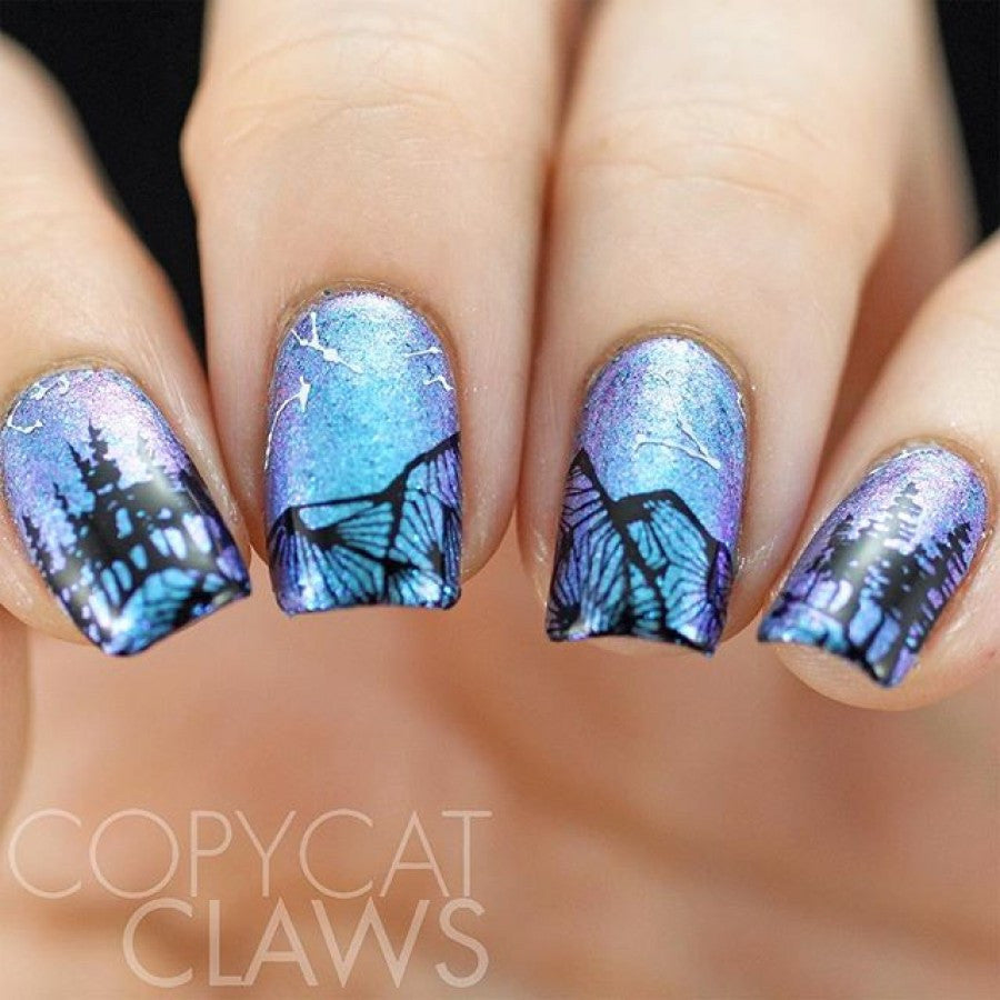 Festival Stamping Plate - Constellation Weaver