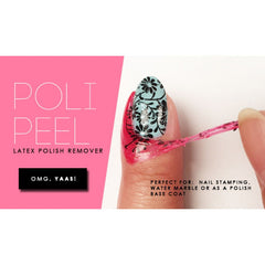 Latex Poli-Peel Cuticle Skin Protector
