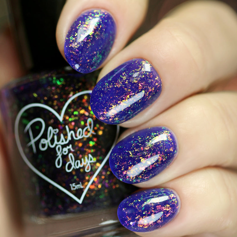 Polished for Days Simply Meant To Be nail polish The Nightmare Collection