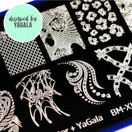 Blogger Collab x YaGala Stamping Plate