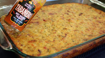 Tabañero Spicy Stuffing Recipe
