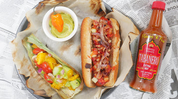 Americana Hot Dog (Extra Hot Flavor)