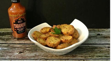 Tabañero Spiced Roasted New Potatoes