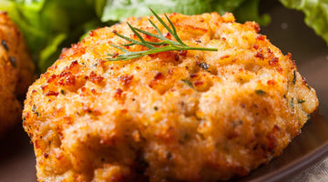 Spicy Devilish Crab Cakes