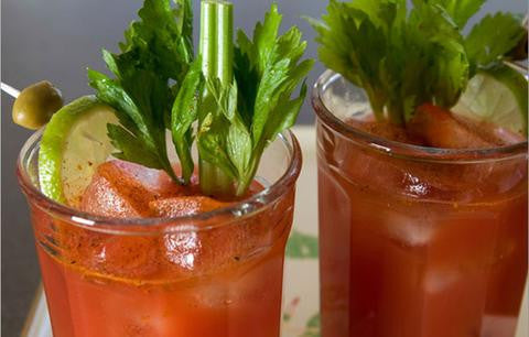 Tabañero Spicy Bloody Mary Recipe